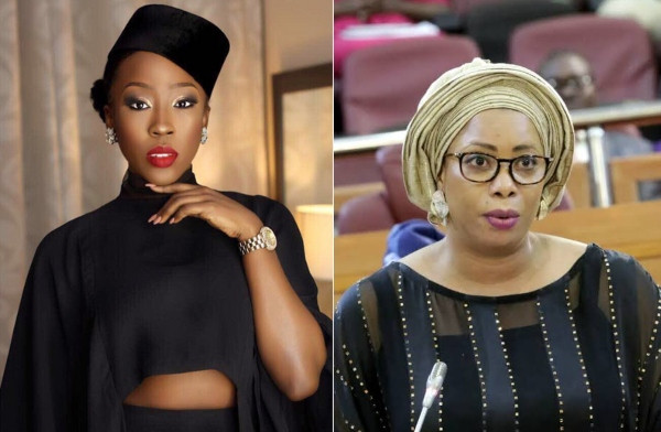 We the ?children? will not shut up or respect you, respect is earned and none of you have earned it - Actress Beverly Naya slams Lagos lawmaker, Moji Alli-Macaulay