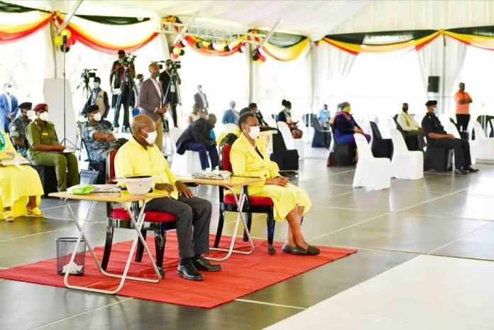 76-year-old President Museveni officially nominated by Uganda Electoral Commission to contest for 6th term after 34 years in power