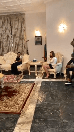 Bayelsa state governor, Duoye Diri appoints BBNaija star Nengi as a Senior Special Assistant and Face of Bayelsa