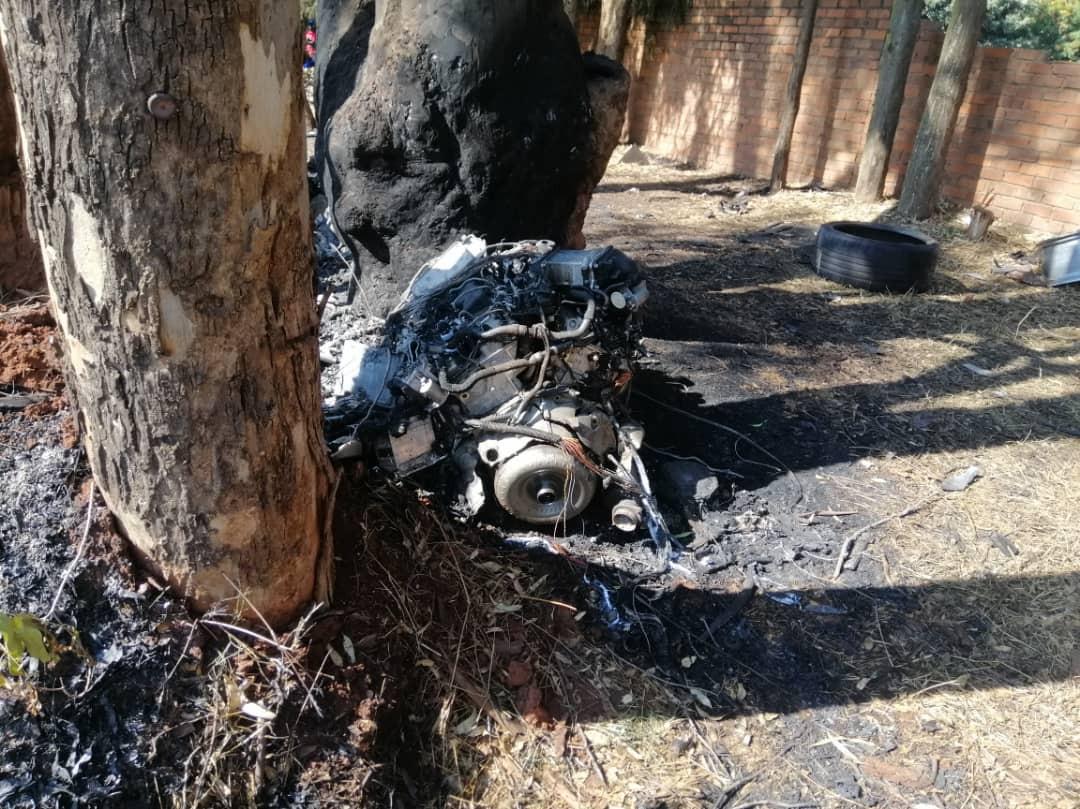 Zimbabwean socialite ?Genuis ?Ginimbi? Kadungure dies in fatal Rolls Royce crash (Photos/Video)