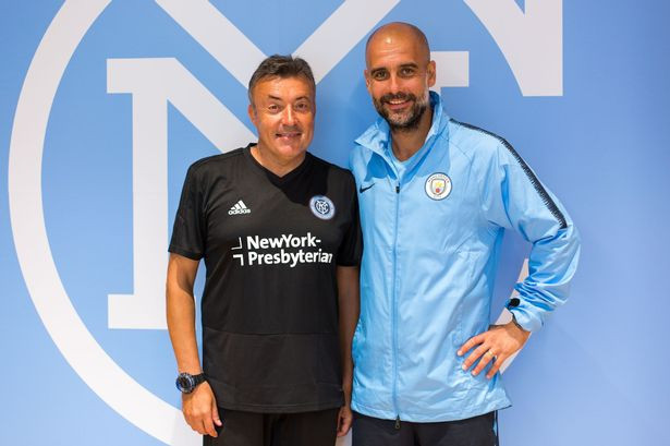 Former Manchester City assistant coach, Domenec Torrent?sacked after just 10 games at Flamengo?