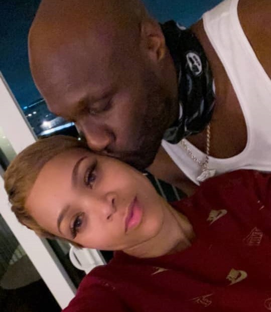 Back Together? Sabrina Parr celebrates?one-year?anniversary of her?engagement?to Lamar Odom days after announcing their split?