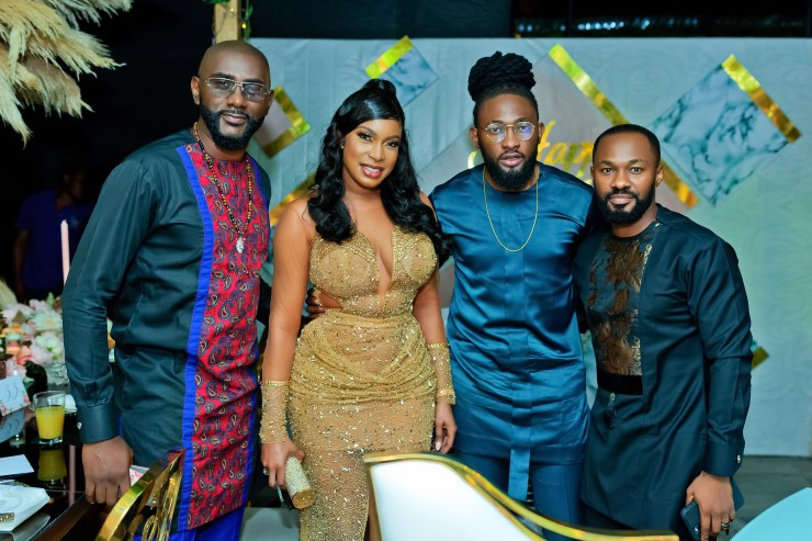 Chika Ike Throws Lavish 35th Birthday Party In Grand Style
