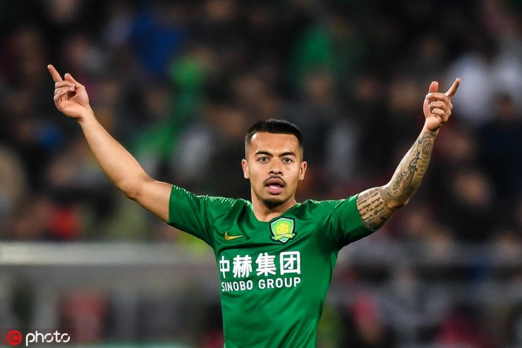 Ex-Arsenal youth star, Nico Yennaris changes name to Li Ke as he becomes first naturalised footballer to play for China