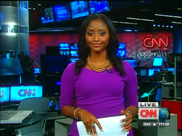 Isha Sesay accuses the Nigerian government of telling