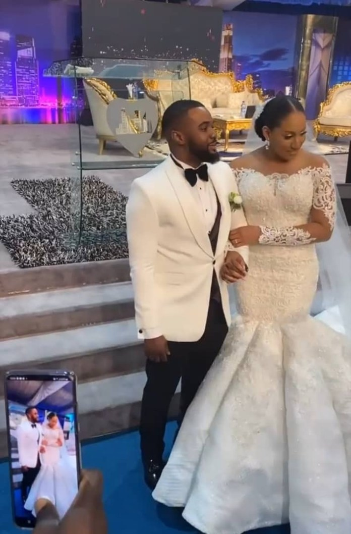 First photos and videos from actor Williams Uchemba