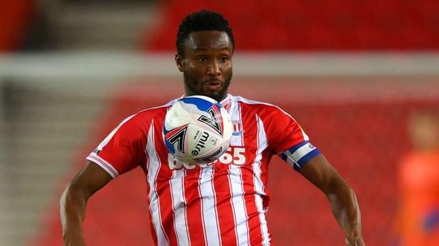"""John Obi Mikel has made us stronger"" - Stoke city manager O"