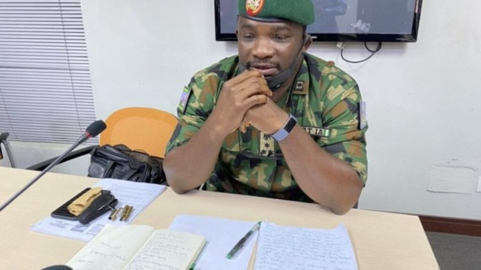 We took live bullets to Lekki tollgate - Nigerian army admits
