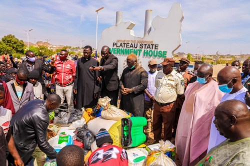Repentant looters