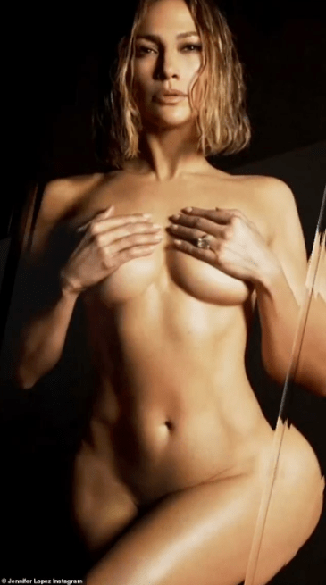 Jennifer Lopez, 51, showcases her jaw dropping figure in racy shots (video/photo)