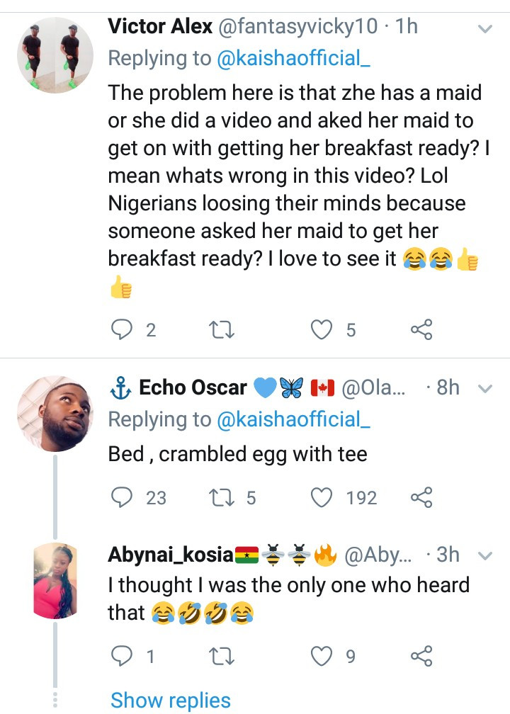 """This is demeaning"" Nigerians call BBNaija"
