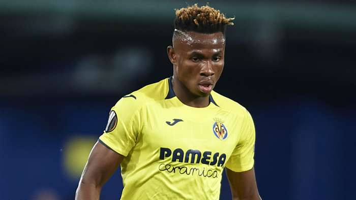 He can move to another league - Villarreal boss Unai Emery predicts Samuel Chukwueze