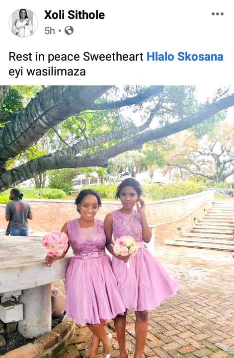 """""""You came into my life and destroyed it""""- South African woman commits suicide shortly after sharing disturbing note on Facebook about her alleged boyfriend"""