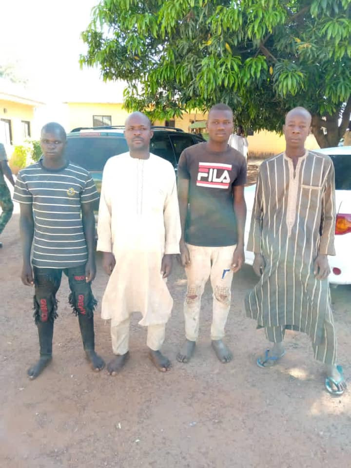 Troops neutralize five armed bandits in Kaduna, rescue 9 kidnapped victims
