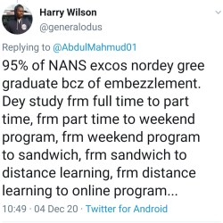 Nigerians criticise emergence of a 43-year-old as the president of National Association of Nigerian Students