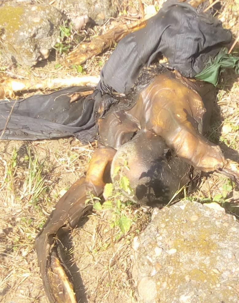 Missing hunchback man found dead two weeks after he was kidnapped (graphic photos)