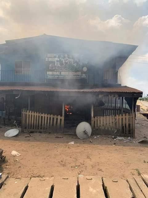 Land dispute: Two killed, houses razed in renewed hostilities between two communities in Delta