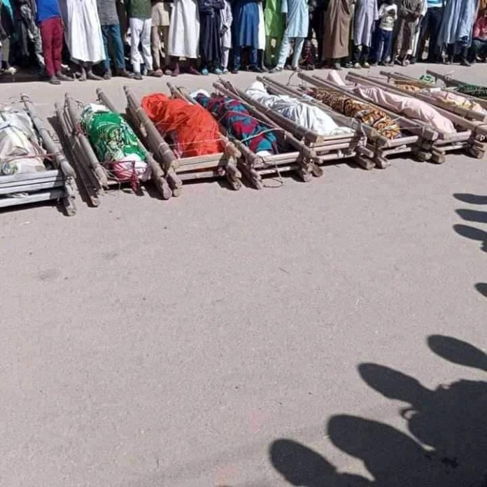 11 Jigawa youths die in fatal road accident on their way to Kano for Nigerian Navy screening exam