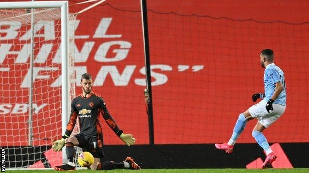 The derby nobody wanted to win: Man United vs Manchester City Derby drama ends in goalless draw? (Photos/Recap)