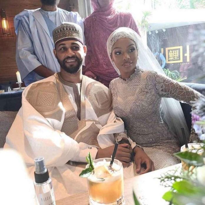 African Richest Man's niece, Aziza Dangote, weds Aminu Waziri (photos)*