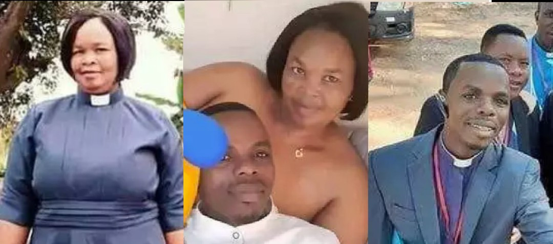 Married Malawian reverend caught in compromising position with a female reverend