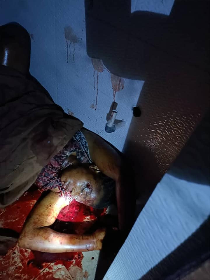 Graphic: Lawyer and his pregnant wife brutally murdered by suspected Fulani herdsmen in Benue