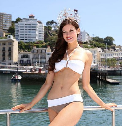 Former Miss England is helping produce Covid vaccine after dropping beauty pageants for science