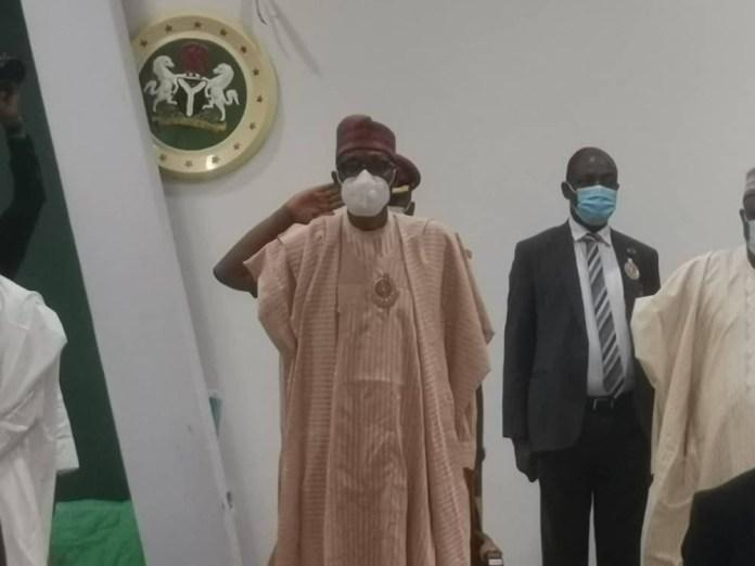President Buhari meets Kankara schoolboys (photos)