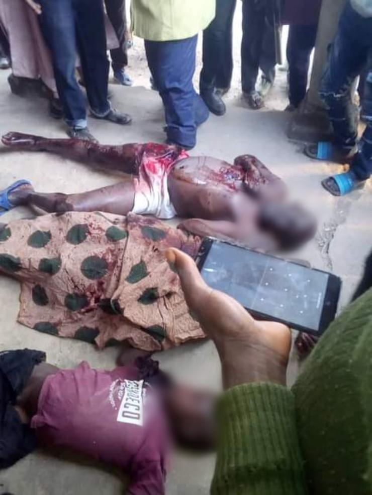 Graphic: Gunmen attack Southern Kaduna community, kill five members of a family, two others