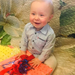 Toddler was strangled to death and thrown in the oven by grandparents for crying too long.