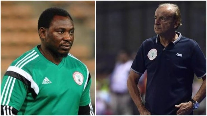 Daniel Amokachi blasts NFF for allowing $2 million compensation clause in Gernot Rohr?s contract but owing Oliseh and Amuneke