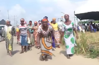 Delta Community Conducts Traditional Cleansing, Lays Curse On Cultists, Ritualists And Other Criminals