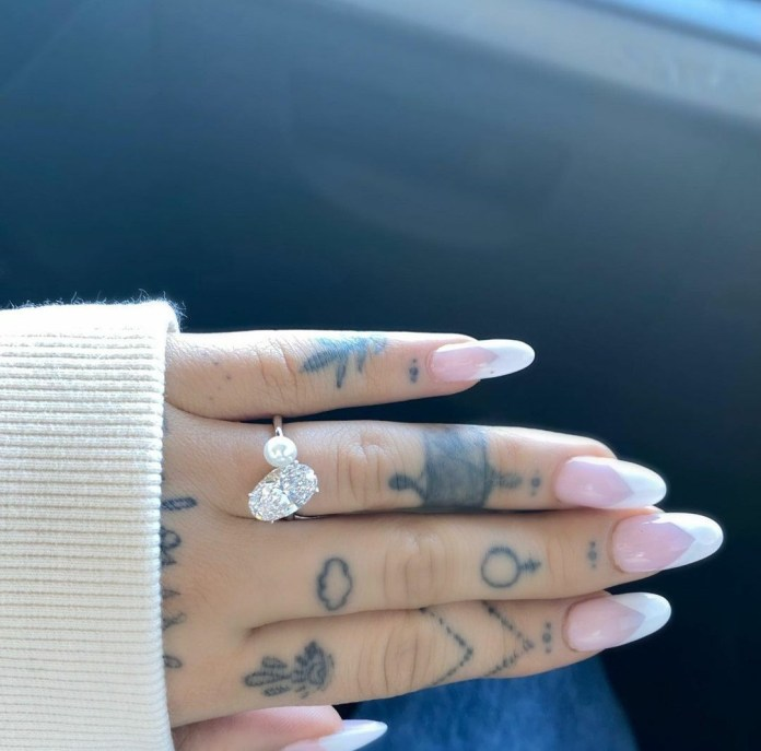 Ariana Grande engaged to real estate agent, Dalton Gomez