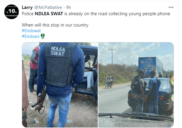 Nigerians cry out over new security outfit