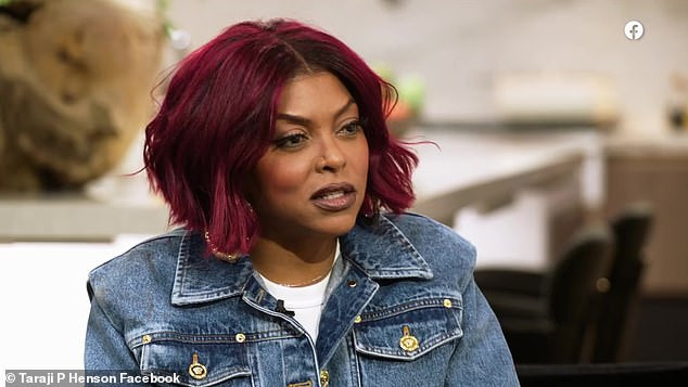 Actress Taraji P. Henson reveals she contemplated suicide during the COVID-19 Pandemic (video)