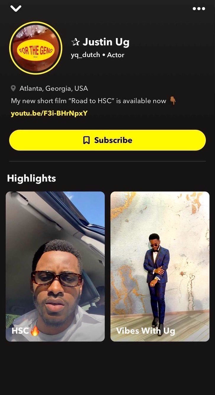 17-year-old girl calls out Nigerian actor for allegedly having anal s3x with her when she was just 14 after lying about his age