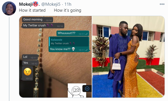 Nigerian lady reveals how she began dating her Bolt driver