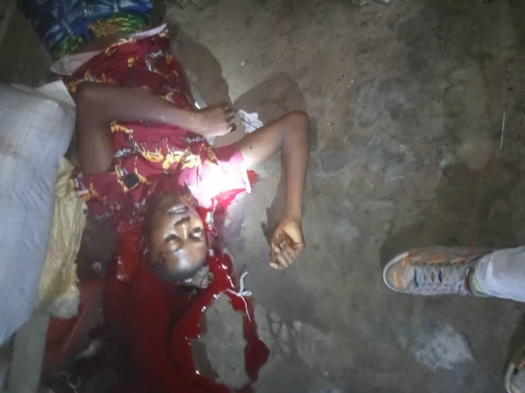 Graphic: Five dead including a toddler as rival cult groups crash in Bayelsa community