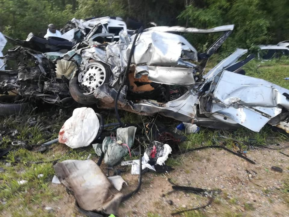 14 members of two families perish in horrific road accident in Zimbabwe