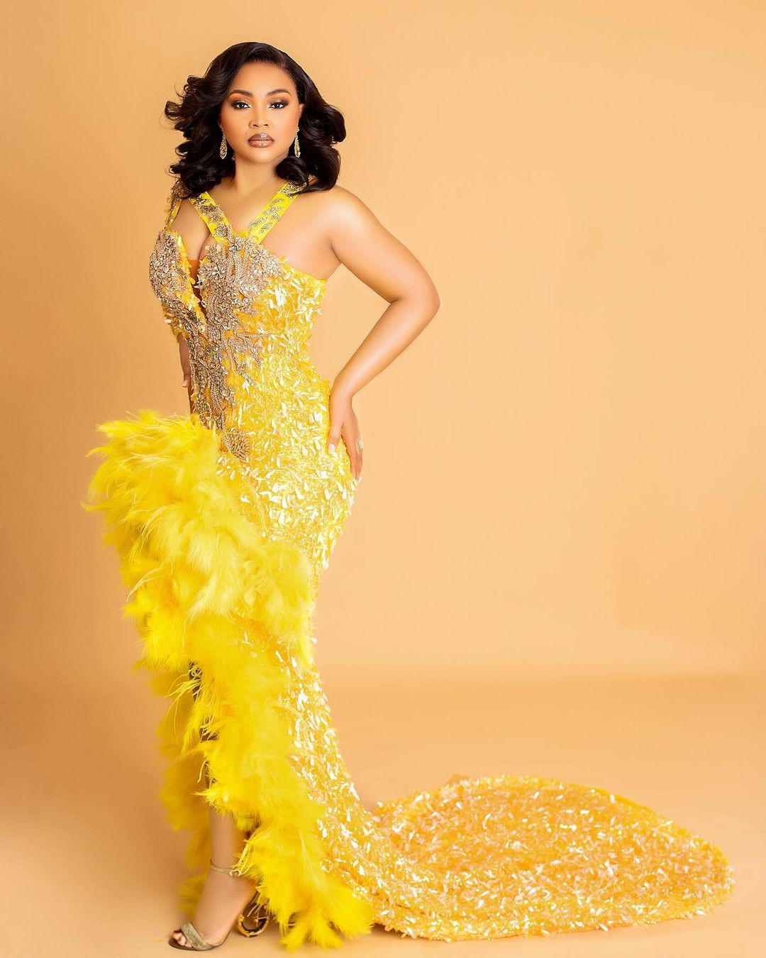Mercy Aigbe shares stunning new photos as she turns 43