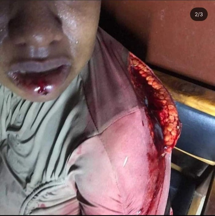 Man allegedly butchers his baby mama over food in Imo (graphic photos)