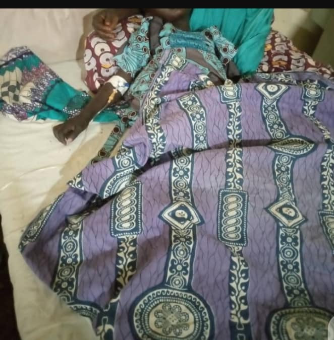 Aunt narrates how ritualists completely cut off private part of her 6-year-old niece in Bauchi (graphic photo)