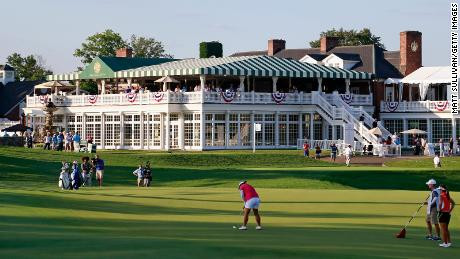 Aftermath of Capitol Riot: PGA cancels plans to play 2022 championship at Trump golf course