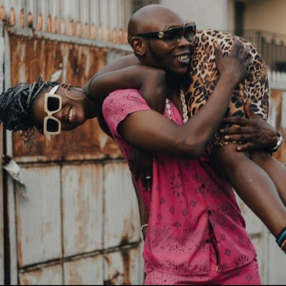 """The glue that makes the broken China anew"" Seun Kuti praises his wife on his birthday"