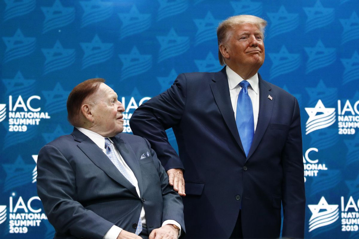 Billionaire Republican donor, Sheldon Adelson dies at 84 following battle with Cancer