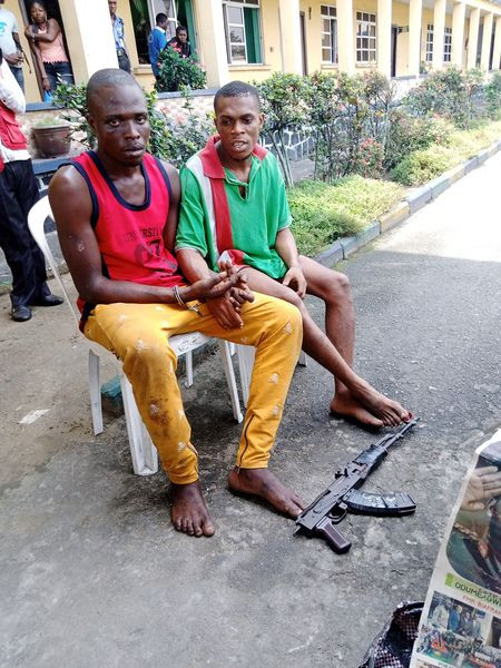 Court remands two suspects arrested over failed kidnap of NNPC staff in Rivers