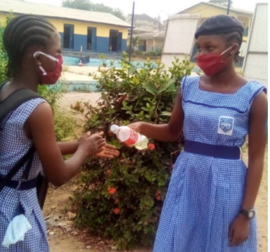 Schools in Nigeria resume amidst second wave of the COVID19 pandemic (photos)
