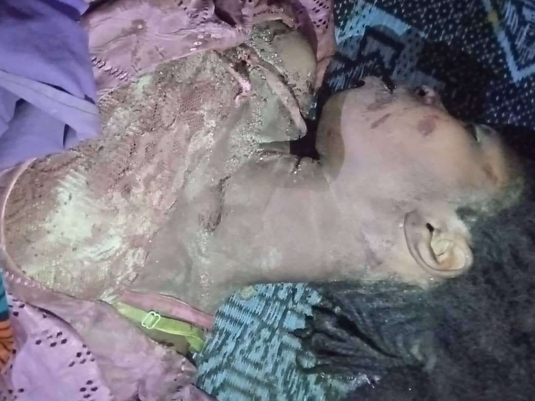 Jealous second wife kills 17 year old girl who her husband had planned to marry in Kano (graphic)