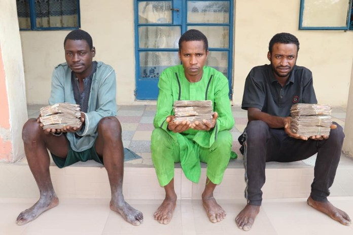 Police arrest 7 kidnappers in Niger state, recover N3.2m cash