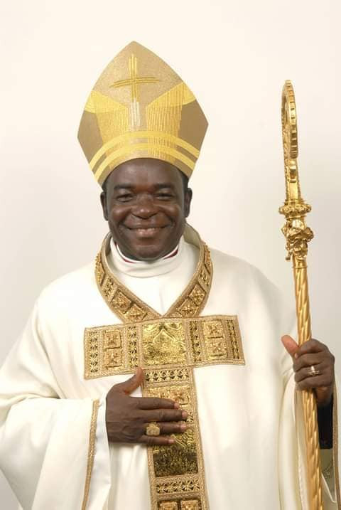 Bishop Kukah gets new appointment from Pope Francis